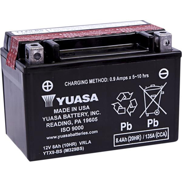 Baterie Yuasa YTX9-BS