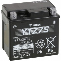 Baterie Yuasa YTZ7S