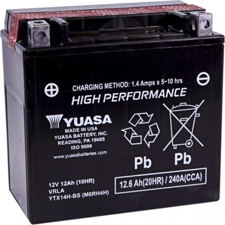 Baterie Yuasa YTX14H-BS