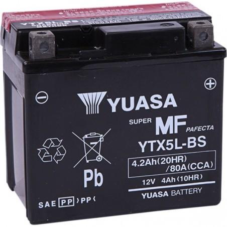 Baterie Yuasa YTX5L-BS