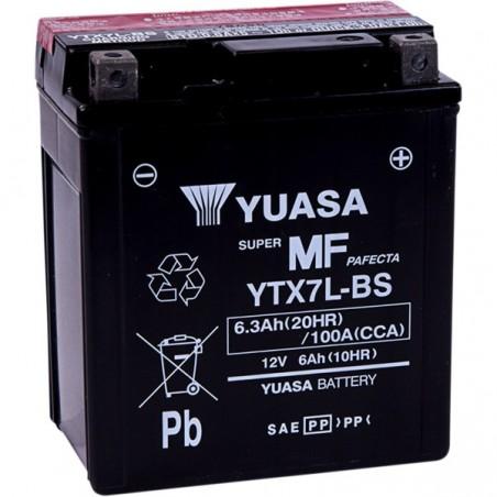 Baterie Yuasa YTX7L-BS