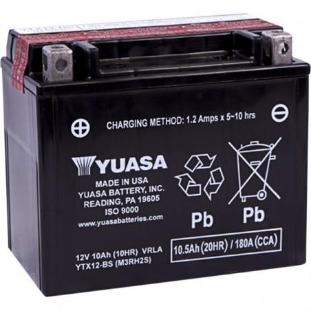 Baterie Yuasa YTX12-BS