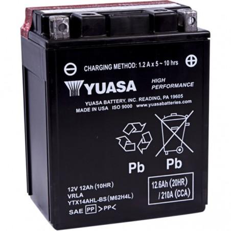 Baterie Yuasa YTX14AHL-BS