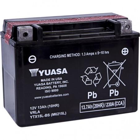 Baterie Yuasa YTX15L-BS