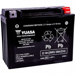 Baterie Yuasa YUAM7250H