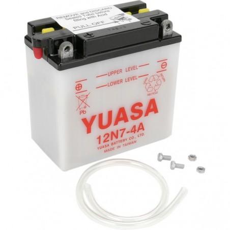 Baterie Yuasa 12N7-4A