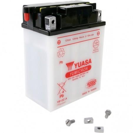 Baterie Yuasa YB12C-A
