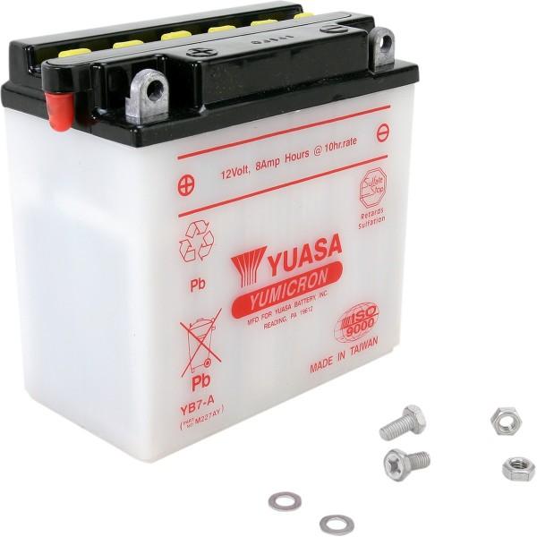 Baterie Yuasa YB7-A