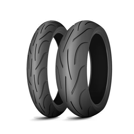 Michelin PilotPower 2CT 180/55-17 DOT 2018