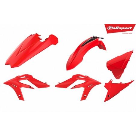 Kit plastice Polisport  Beta Xtrainer 2015-2019 Rosu
