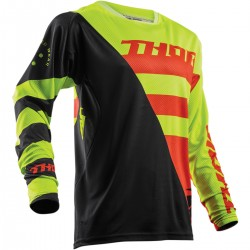 Tricou enduro mx Thor Fuse Air Rive