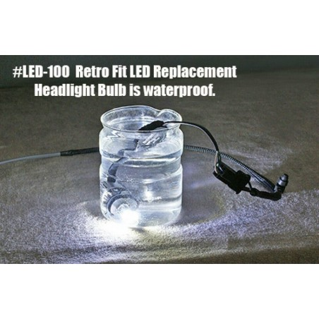 Bec far Rivco Led H4 12v