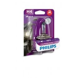 Bec halogen H4 12V 60/55W Philips City Vision Moto +40%