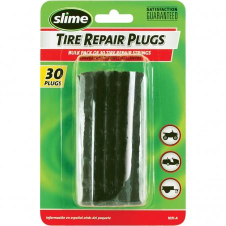 Set snur Slime reparatie anvelopa pana 30buc