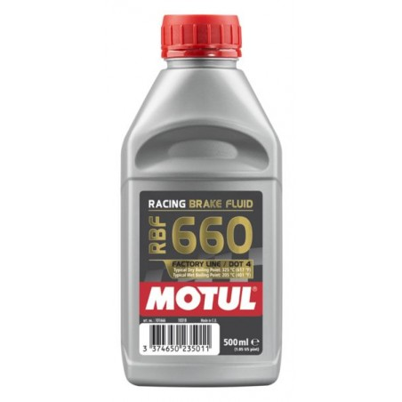 Lichid frana Motul RBF 660 Factory Line Dot 4 325 grade