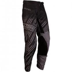 Pantaloni Moose Racing Qualifier negru/gri marimea 36