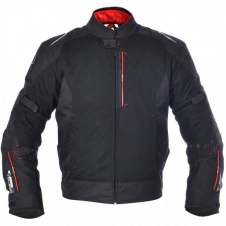 OXFORD - TOLEDO 1.0 AIR MEN SHORT JACKET TECHBLACK