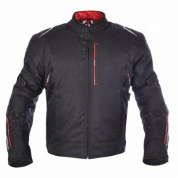 OXFORD - TOLEDO 1.0 MEN SHORT JACKET TECHBLACK