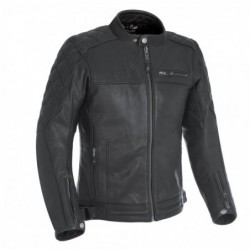 OXFORD - ROUTE 73 LEATH MEN JACKET BLK XL/44