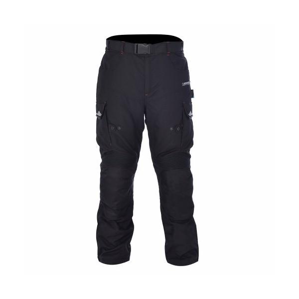 OXFORD - CONTINENTAL 2.0 MEN TEXTILE LONG PANTS TECH BLACK
