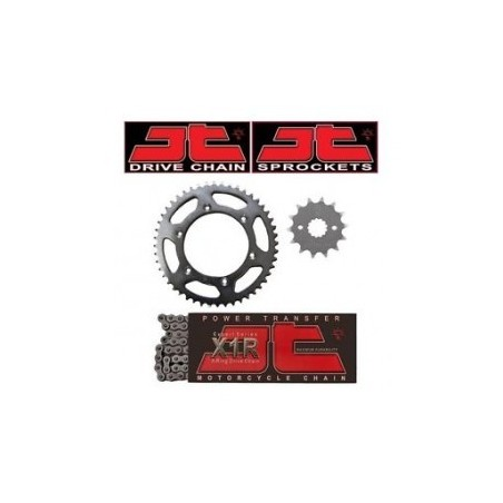 JT Sprocket KIT LANT - KTM 360SX / 360EXC - LANT 520 X1R2/118 + PINIOANE 14/50 -