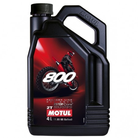 MOTUL  2T 800 OFF ROAD  4L