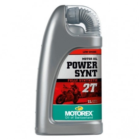 MOTOREX  POWER SYNT 2T  1L
