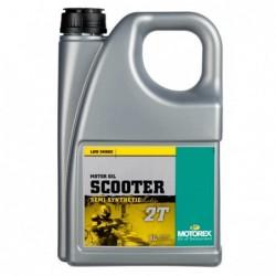 MOTOREX  SCOOTER 2T  4L