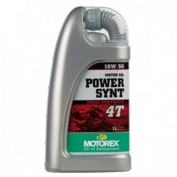 MOTOREX  POWER SYNT 10W50  1L