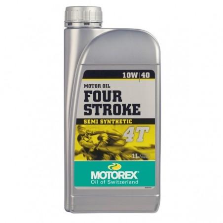 MOTOREX  FOUR STROKE 10W40  1L