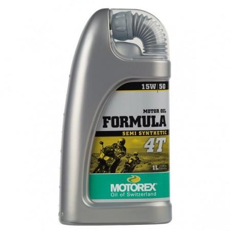 MOTOREX  FORMULA 15W50  1L