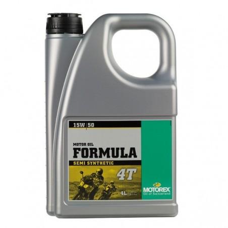 MOTOREX  FORMULA 15W50  4L