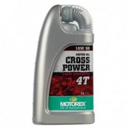 MOTOREX  Cross Power 10W50  1L