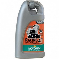 MOTOREX  KTM RACING 20W60  1L
