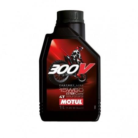 MOTUL  300V OFFROAD 15W60  1L