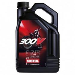 MOTUL  300V OFFROAD 5W40  4L