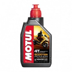 MOTUL  SCOOTER POWER 10W30