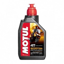 MOTUL  SCOOTER POWER 5W40