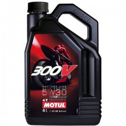 MOTUL  300V 5W30  4L