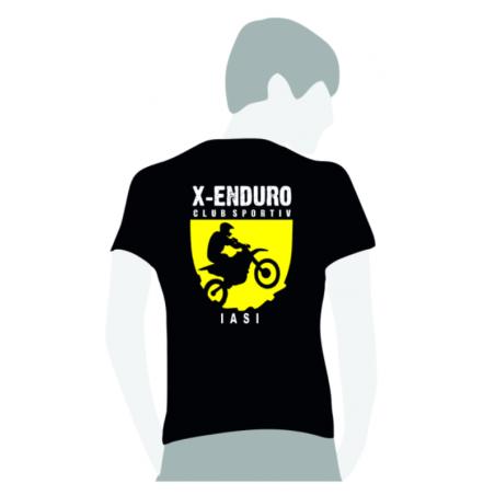 Tricou casual X-Enduro