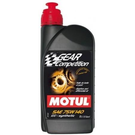 Motul Gear Competition 75W140 1L