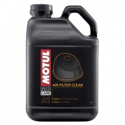MOTUL  AIR FILTER CARE A1 AIR FILTER CLEAN  5L