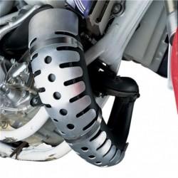 Protectie aluminiu rezonator 2T universala