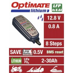 TECMATE  Redresor incarcator tester  OPTIMATE LITHIUM