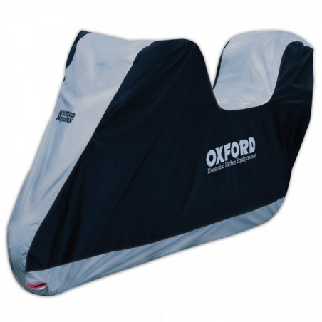 Husa moto Oxford Aquatex Top Box XL