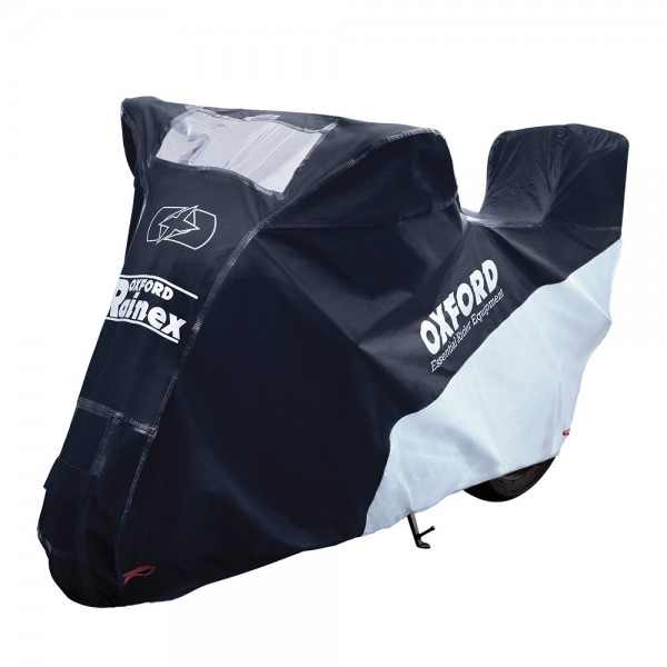 Husa moto Oxford Rainex Outdoor Cover Topbox L
