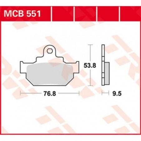 MCB551