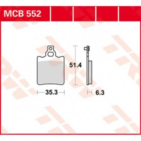 MCB552