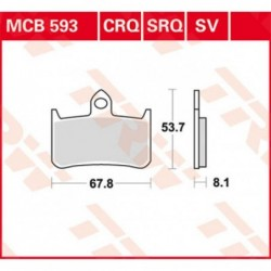 MCB593SV