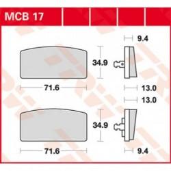 MCB17